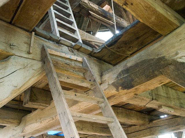 Interieur molen Bataaf | Winterswijk | Hans Jonkhof | fotoblog